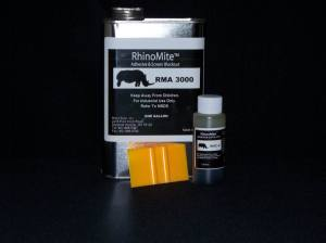 The one and only two-part Frame Adhesive - RhinoMite